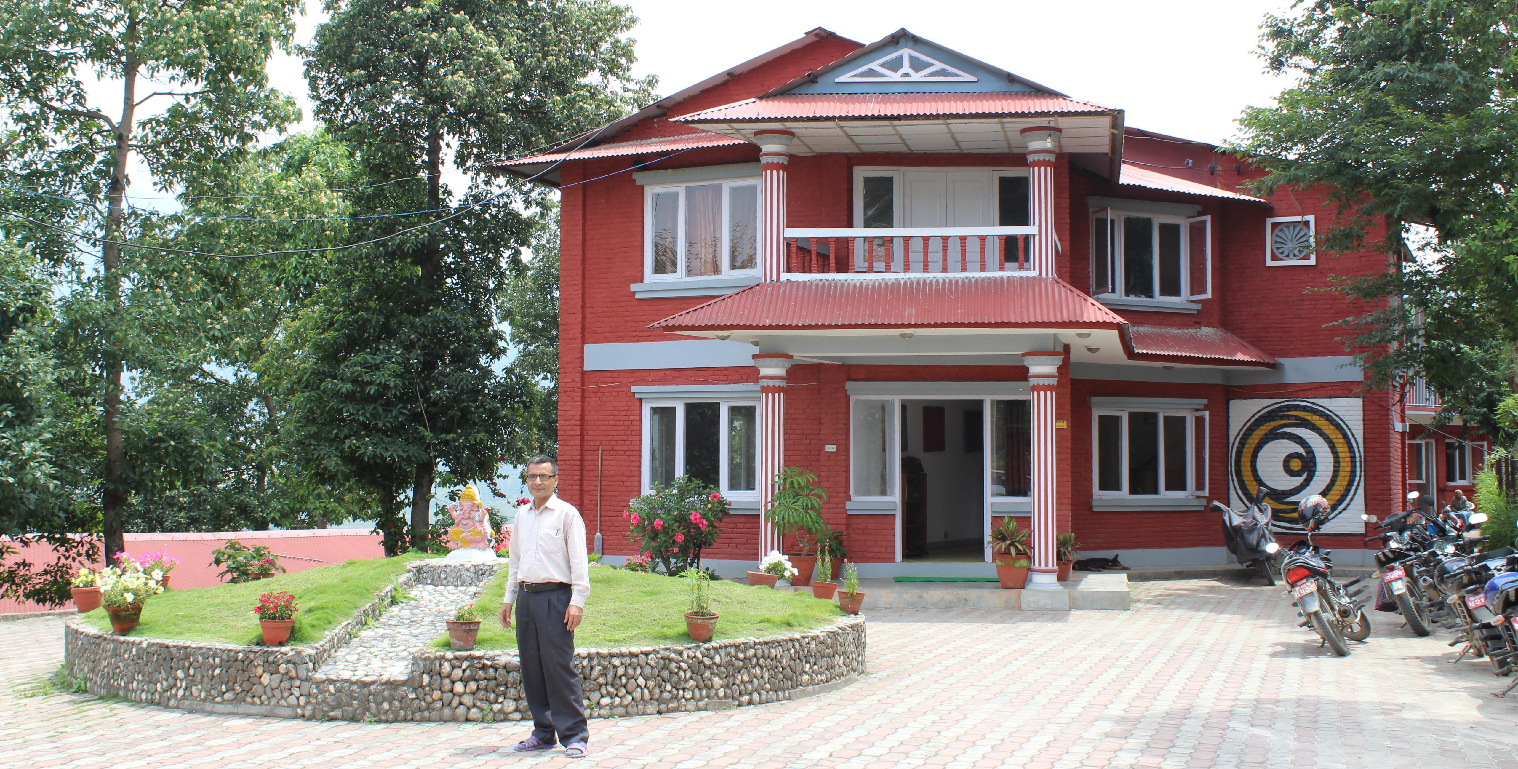 New Sadle (Nepal)
