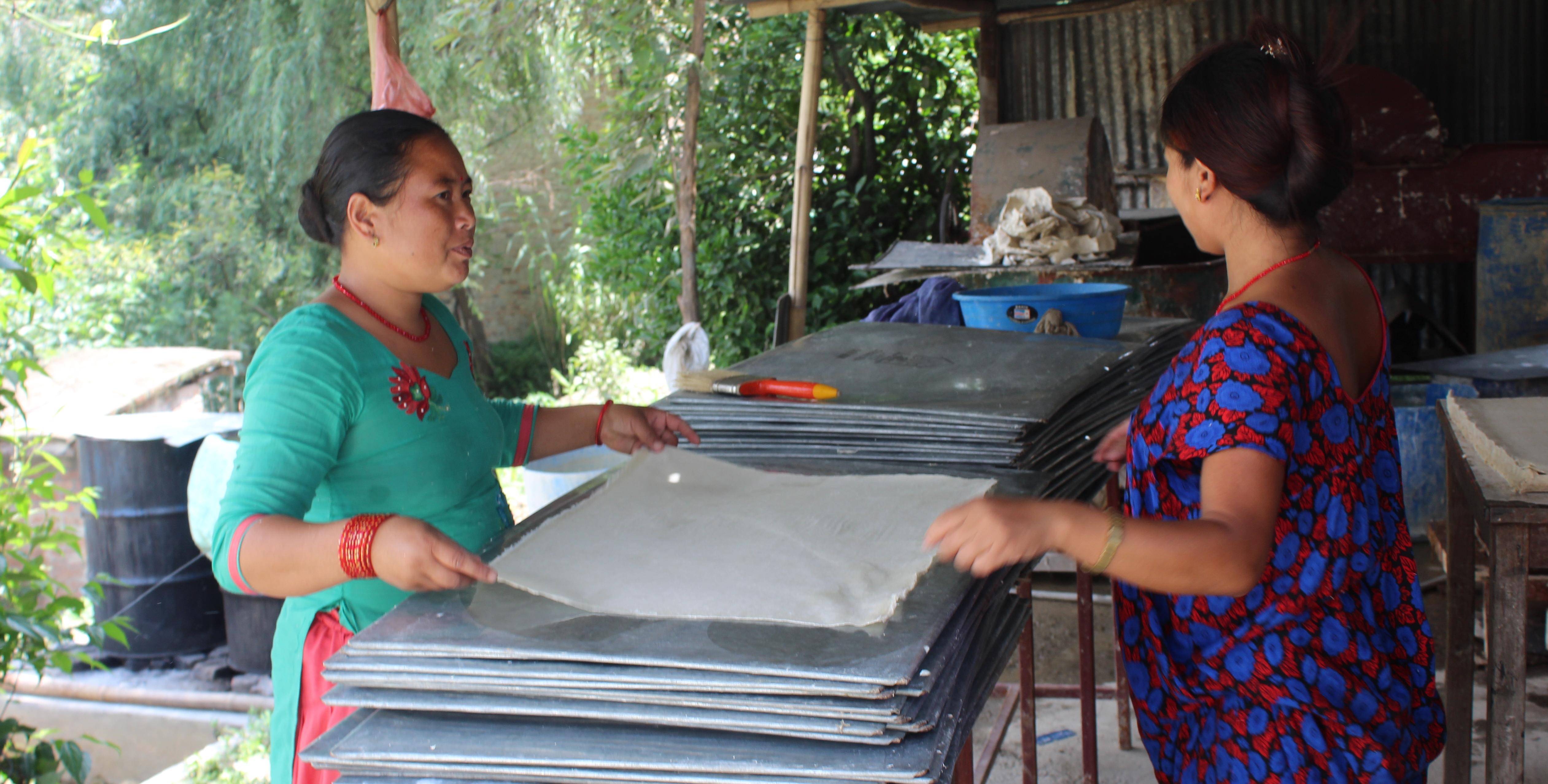 Papercraft (Nepal)