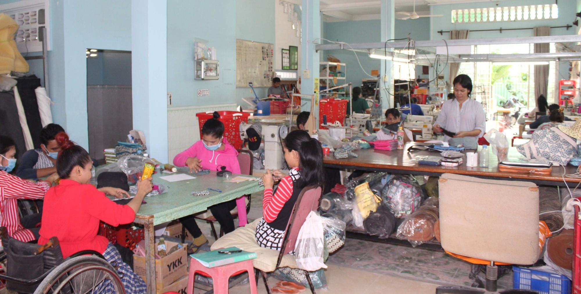Villageworks (Kambodscha)
